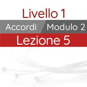 Corso di Chitarra Moderna - Livello 1 - Accordi - Power Chords