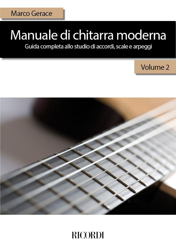Manuale di Chitarra Moderna - Volume 2 - Marco Gerace