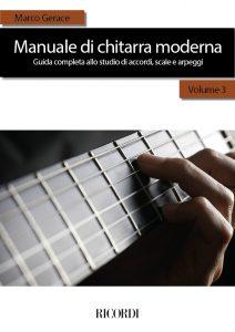 Manuale di Chitarra Moderna - Volume 3 - Marco Gerace