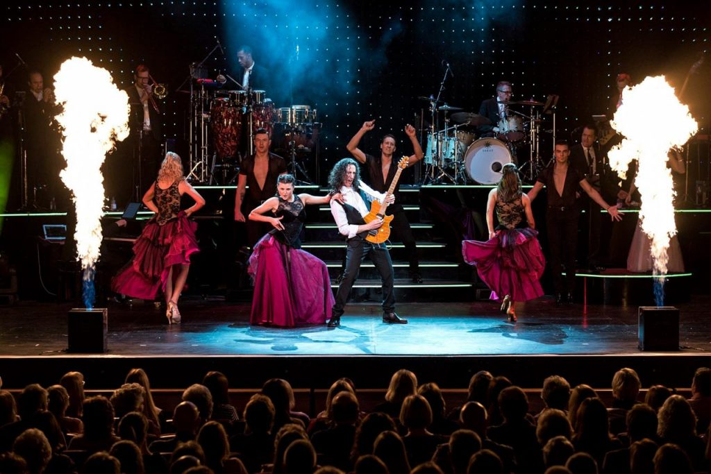 Marco Gerace - Brendan Cole - A Night To Remember Tour (2016)