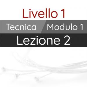 Corso di Chitarra Moderna - Livello 1 - Tecnica - Pennata Alternata: Combinazioni a 2 dita