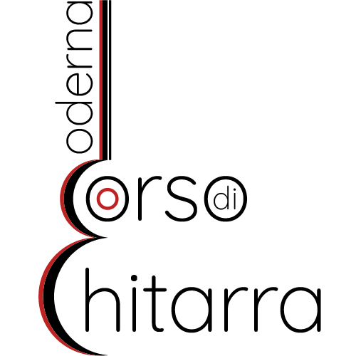 Corso di Chitarra Moderna Logo